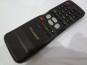 Magnavox Sylvania Emerson Funai N9278UD Remote Control with Game Button BLACK