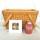 Longaberger Medium Market Basket Tribute to Dave The Founder Special Edition NEW