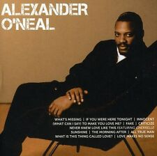 Alexander O'Neal - Icon [New CD]