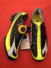 Diadora X-Vortex Pro Mountain bike SPD Shoes Black/Yellow EU 45 US 11