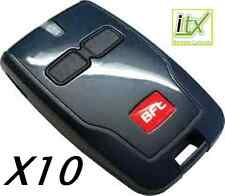 10 X AUTHENTIC BFT MITTO B2 Remote Control Key Fobs Multi User Pack
