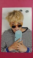 NU'EST JR JUNIOR Official PHOTOCARD Postcard 1st Album RE:BIRTH NUEST JONGHYUN