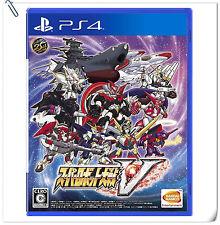 PS4 Super Robot Wars V ENG / 超級機器人大戰 V 中文版 Sony Strategy Games Bandai Namco