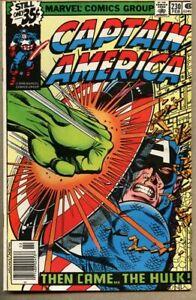 Captain America #230-1979 vfnm 9.0 Hulk 1st Curtiss Jackson PowerBroker Moonston