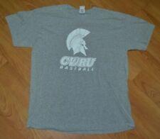 Case Western Reserve University Spartans Baseball T Shirt Large CWRU Cleveland