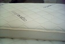 DELUXE 130 x 69 LATEX & ORGANIC COTTON BABY COT MATTRESS * NO INNERSPRINGS *