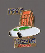 pin's france télécom / radiocom 2000 - limousin