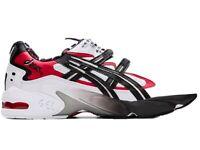 Asics 1021A182 100 Gel-Kayano 5 OG White Black Men's Running Shoes