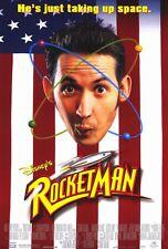 ROCKET MAN Movie POSTER 27x40 Harland Williams Jessica Lundy Beau Bridges
