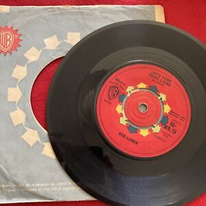 Bob Luman WB 45 18 Let's Think About Living/you've Got Everything G