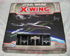 2012 Star Wars X-Wing Miniatures Game Core Set near Complete