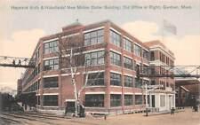 GARDENER, MA ~ HEYWOOD BROS. & WAKEFIELD MILLION DOLLAR BUILDING ~ used 1909