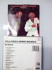 CRUZ CELIA & PACHECO JOHNNY - DE NUEVO - CD