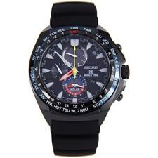Reloj Seiko ssc551p1 Prospex Mar World Time
