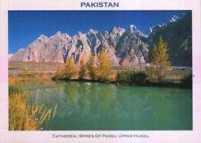 Pakistan Beautiful Postcard Hunza Valley ....