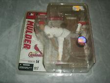 MLB McFarlane Figur Mark Mulder St. Louis Cardinals Trikot weiß