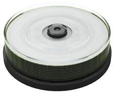 50X MINI 8CM CD-R 24x 210Mb 24min Pocket CDR White Inkjet Full Face Printable