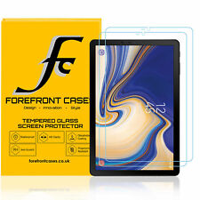 Samsung Galaxy Tab S4 10.5 Tempered Glass Screen Protector [2 PACK] HD Cover
