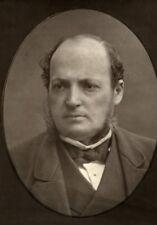 France Political Minister M de Marcere Old Woodburytype Photo Pierre Petit 1875