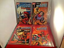 Topps Comics - The Lone Ranger & Tonto - Full Set - #1, #2, #3 and #4 - P1919