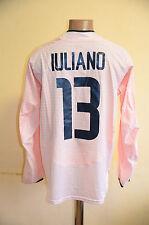 Match worn juventus italie maglia indossata football shirt jersey #13 Iuliano