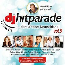 DJ Parade vol.9 CD NUOVO Michael Wendler/Christian diversamente/nuvole libero/Fantasy