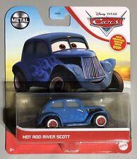 New for 2021 Disney Pixar Hot Rod River Scott Metal Series