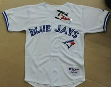 Toronto Blue Jays White Home Jersey w/Tags  Size 48 (Adult)