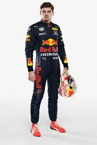 F1 Red Bull Honda Racing Printed Suit 2021