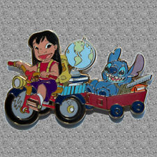Back to School 2006 Pin - Lilo & Stitch - Disney Auctions Pin LE 100