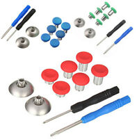 Replacement Metal Controller Buttons Set Thumbsticks Mod for Xbox One Elite Atom