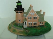 Block Island Lighthouse Structure, - New York