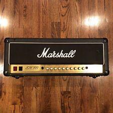 Marshall JCM 900 Model 4100 100-Watt 2-Channel Tube Head