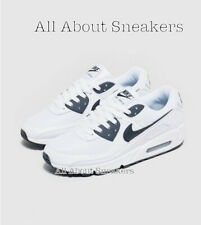 """Nike Air Max 90 """"White Black"""" Men's Trainers Limited Stock All Sizes"""