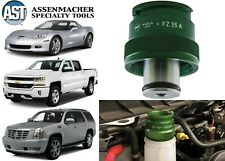 Assenmacher FZ35A Radiator Coolant Tank Adapter Tool New Free Shipping USA