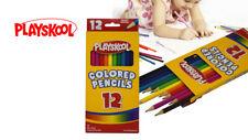Colored pencil 12pcst with vibrant brilliant rich pigment  bring your art