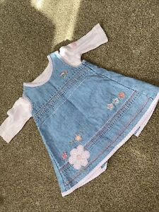 Mothercare Newborn Dress
