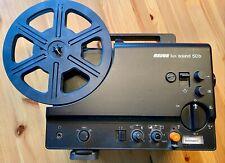 Revuelux Super 8 Projektor mit Ton, funktionsfähig