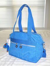 NWT Kipling KLARA Medium Satchel Bag FRENCH BLUE HB7240