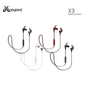 Jaybird X3 in-Ear Wireless Bluetooth Sports Sweat-Proof Headphones