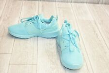 DC Shoes Heathrow Lightweight Sneakers, Women's Size 5, Aqua