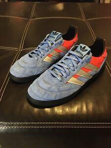 Adidas Originals Blue Suede Sobakov P94 Sneakers EE5641 Men's Size 9.5