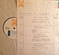 RADIO SHOW:1/29/88 NEWSWEEK/TIME! BOB DYLAN, JANIS JOPLIN,THE BAND, JAMES TAYLOR