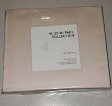 Hudson Park 600 TC 100% Egyptian Cotton TWIN Fitted Sheet Blossom Pink