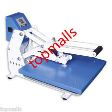 "15"" x 15"" Auto Open Heat Press Machine for T-shirts Pillowcase Cloth"