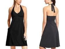 ATHLETA Pack Everywhere Dress Black Size 12 Large New Retail $79