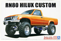 Aoshima 58022 RN80 Hilux Long Bed Lift Up '95 (TOYOTA) 1/24 scale kit