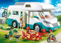 PLAYMOBIL #70088 Family Camper New Factory Sealed!