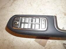 JAGUAR XF DRIVER SIDE FRONT WINDOW SWITCH AX2314540AA 2012 MODEL FREE P&P