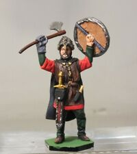 Painted Tin Toy Soldier Viking Odins Wolf 54mm 1/32 Miniature